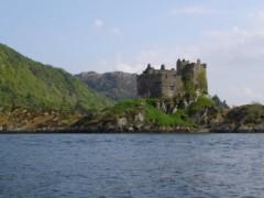 Doirlinn Castle, Loch Moidart