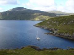 Camus Kenmore, Loch Seaforth