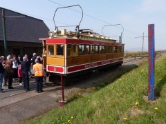 Snaefell Mountain Train