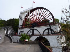 'Lady Isabella' - The Great Laxey Wheel