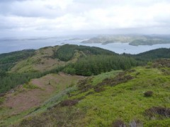 Lochs Craignish and Crinan