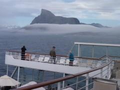 Sea Fog Forming