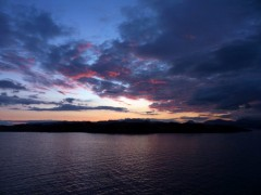 Sunset, Puilladobhrain