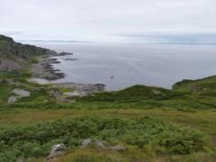 Glendebadel Bay, W Jura